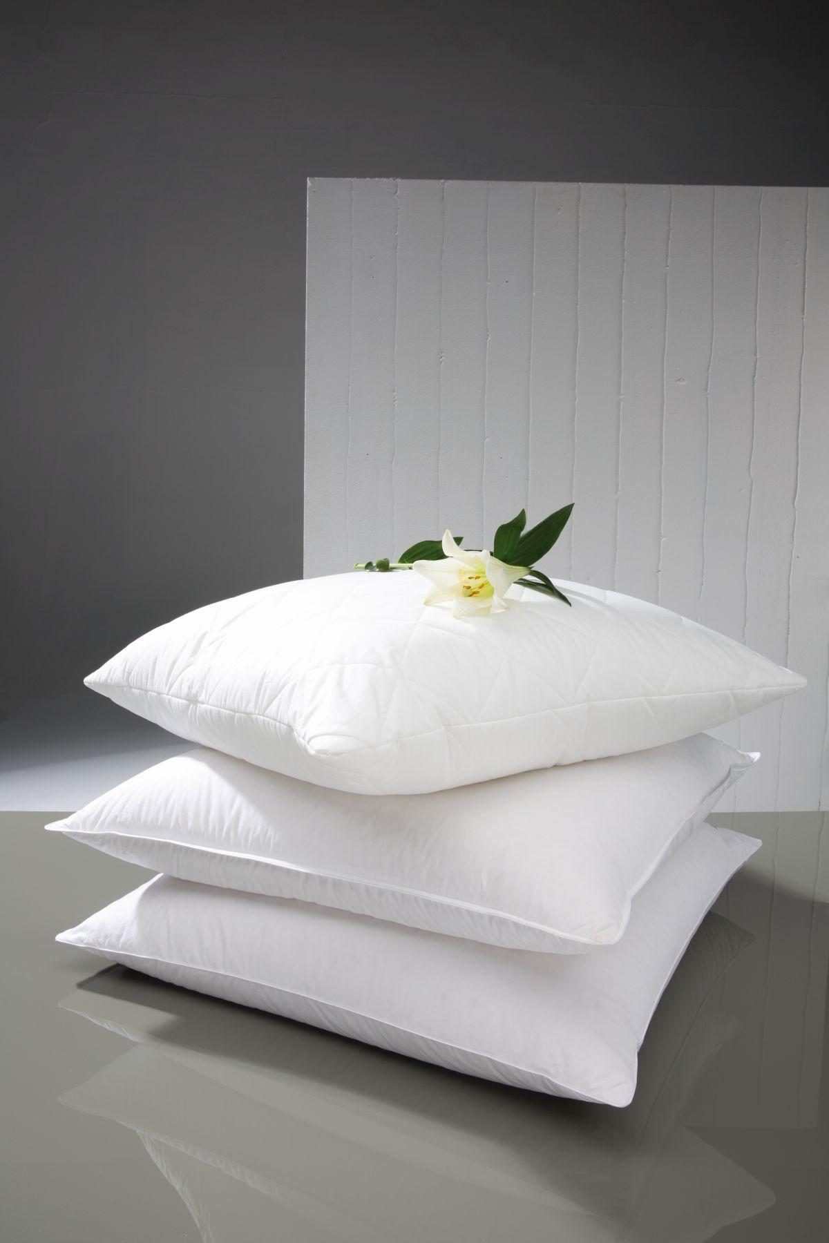 st tzkraft weich f llung daunen federn kopfkissen eggers deutsche premiumprodukte. Black Bedroom Furniture Sets. Home Design Ideas