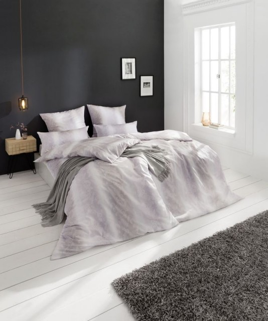 Leonardo 2/1 Garnitur Premium-Satin Luxury